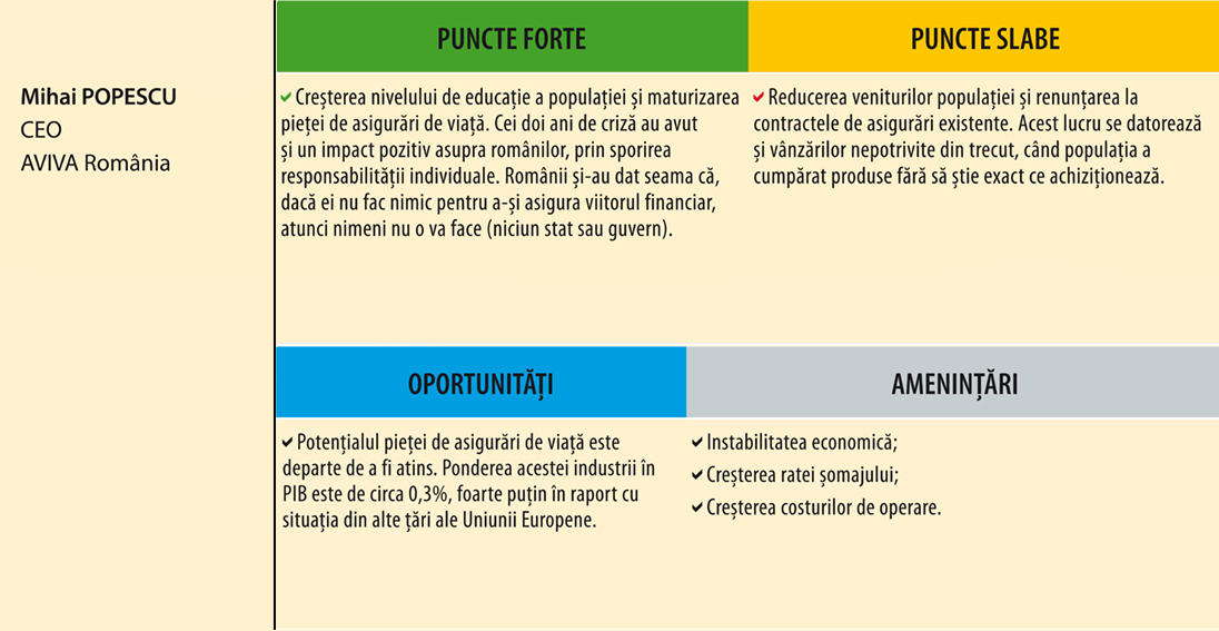 exemple de oportunitati in analiza swot